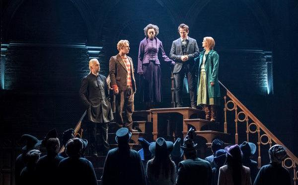 New book takes fans behind the scenes of Cursed Child