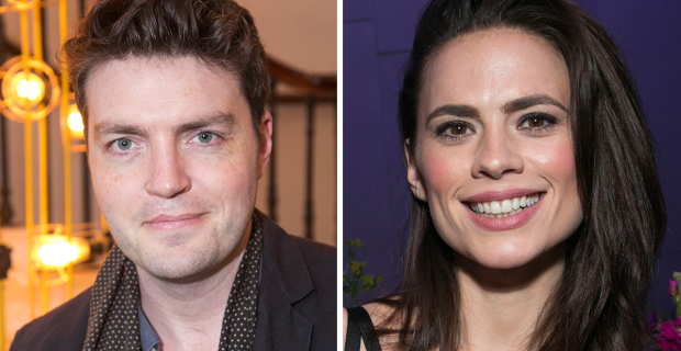Burke and Atwell to star in Ibsen's Rosmersholm