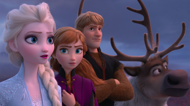 First look: Frozen 2