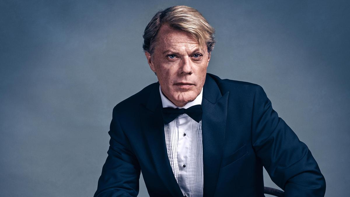 Eddie Izzard has Green Eggs and Ham