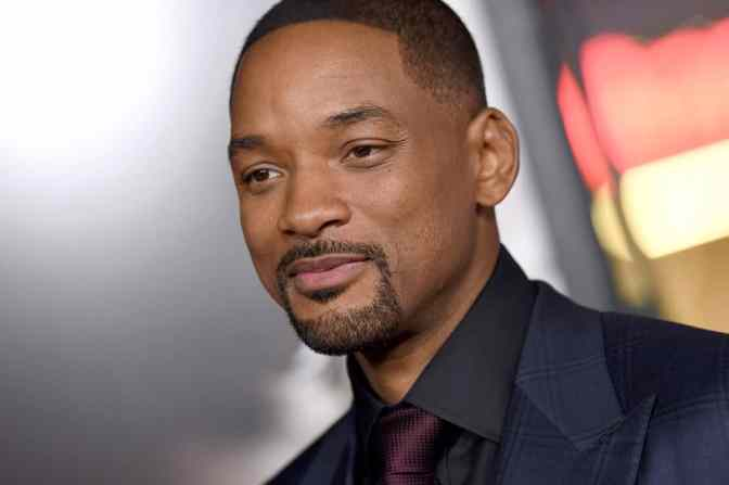Will Smith returns to iconic character