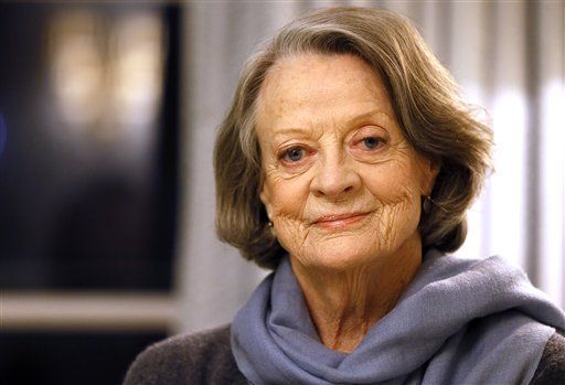 Maggie Smith returns to the stage
