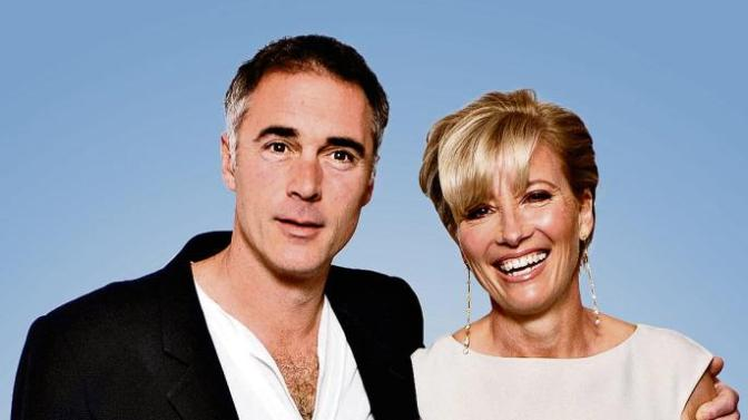 Emma Thompson, Greg Wise team up on book of Christmas essays