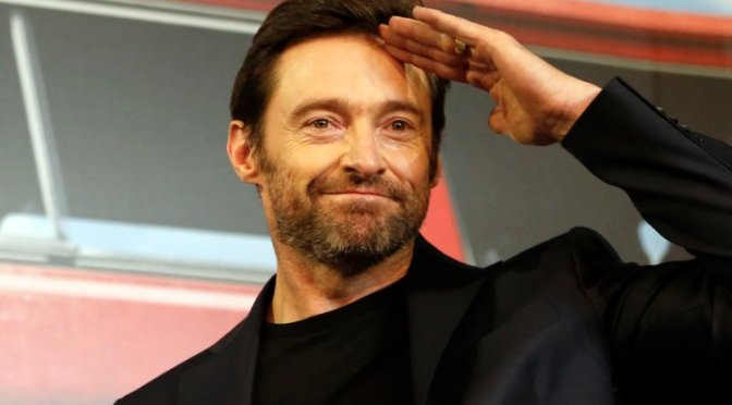 Is Hugh Jackman The Music Man?
