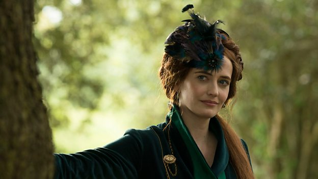 First look: Eva Green in The Luminairies