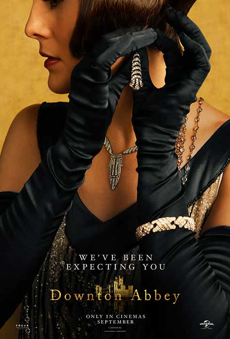Downton Abbey debuts new film posters