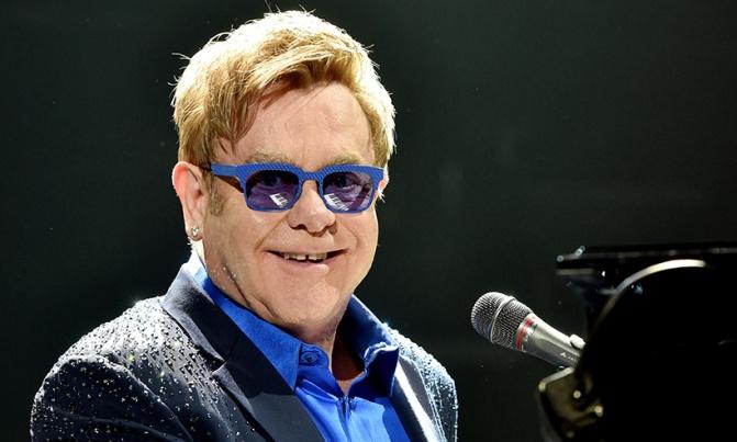 Elton John confirms autobiography release date