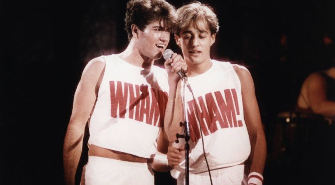 Wham! star Andrew Ridgeley is penning his autobiography