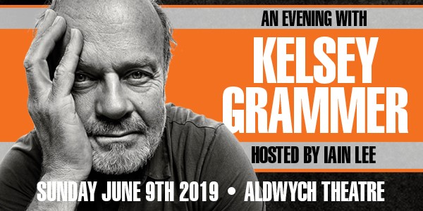 An Amusing Evening with Kelsey Grammer