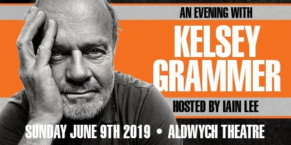 An Amusing Evening with Kelsey Grammer