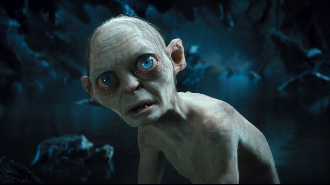 Gollum's getting his own game!