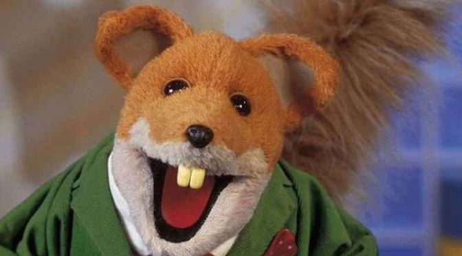 Basil Brush heads to the Edinburgh Fringe