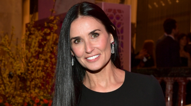 Demi Moore set for London book signing