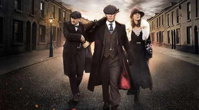 Go inside the world of Peaky Blinders