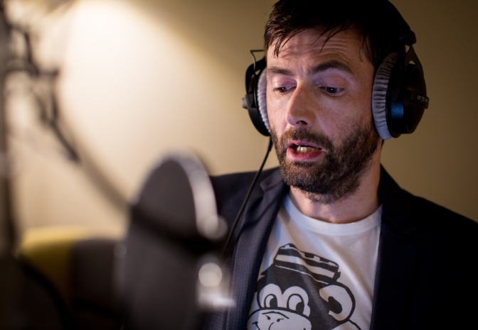 David Tennant to narrate The War of the Worlds