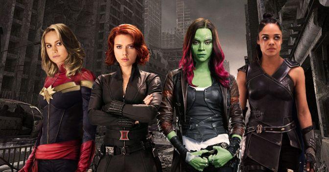 Marvel to celebrate its female superheroes