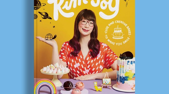 Bake-Off's Kim-Joy signs book deal