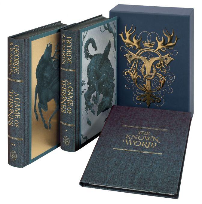 Folio Society to publish 'lavish' Game of Thrones novel