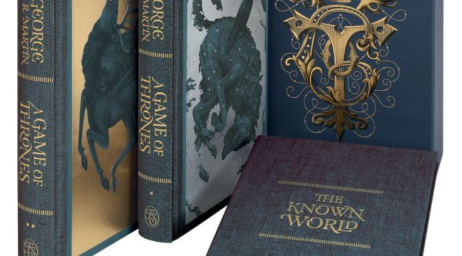 Folio Society to publish 'lavish' Game of Thrones novel
