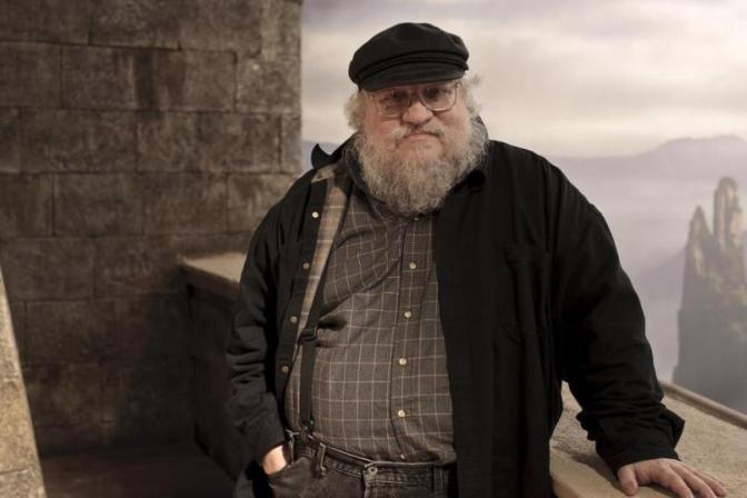 George RR Martin says Game of Thrones books rumour is 'absurd'