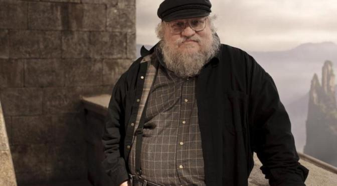 George RR Martin set for London event