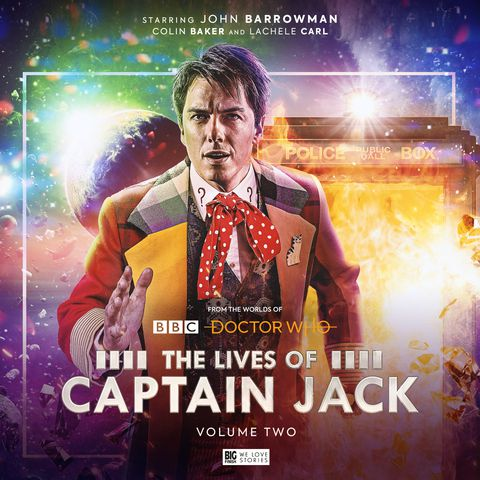 Captain Jack is The Doctor???