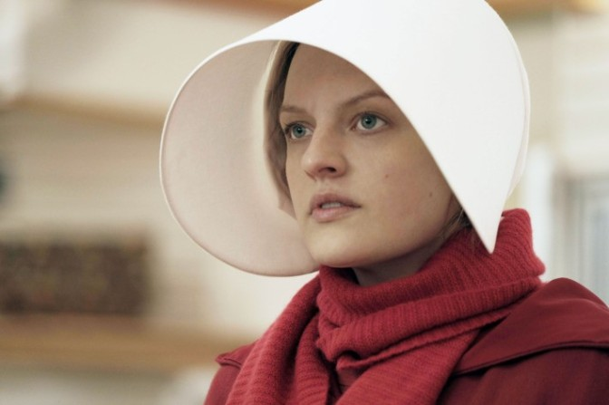 Elisabeth Moss narrates The Handmaid's Tale