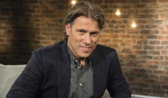 John Bishop pens book on How To Grow Old