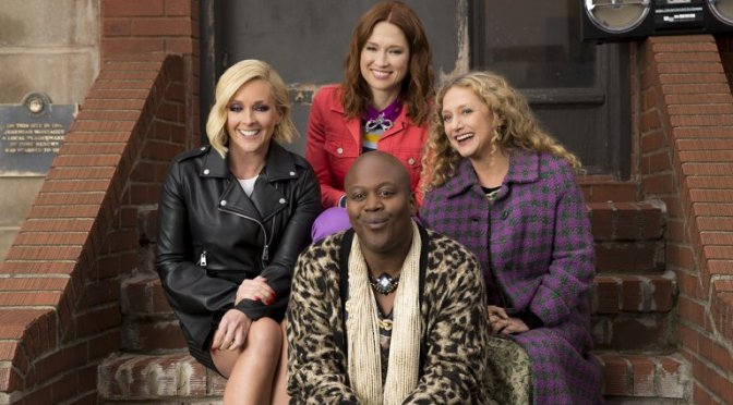 Kimmy Schmidt goes interactive