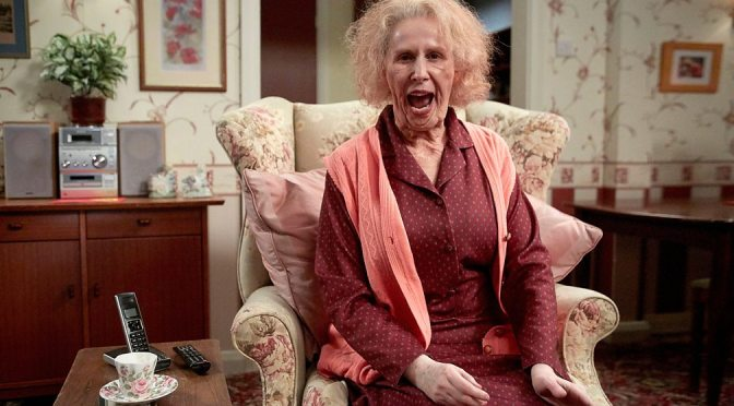 Catherine Tate's Nan heads to the big screen