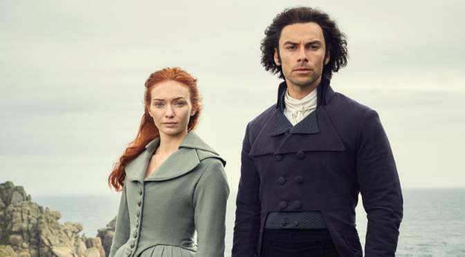 Aidan Turner to promote final outing as Poldark