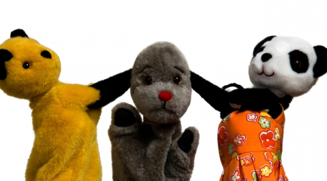 Sooty's heading to the big screen