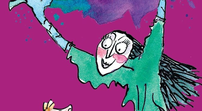 Roald Dahl's The Witches turned into graphic novel