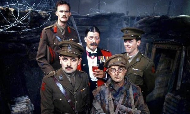 Could Blackadder Return (again?)