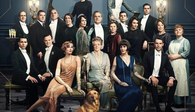 Official Downton Abbey film companion to be released