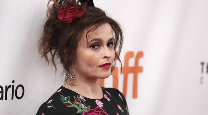 Helena Bonham Carter to play Sherlock's mum