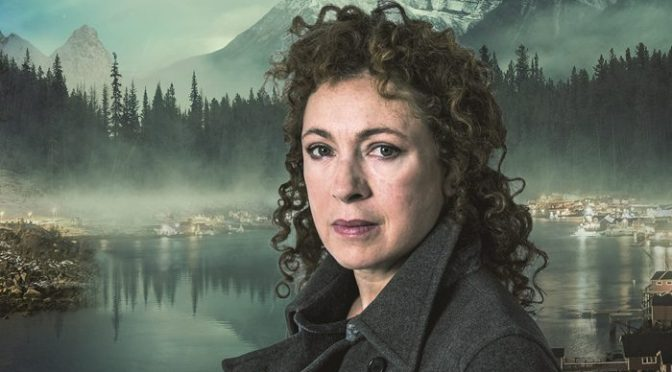 Alex Kingston returns to the stage