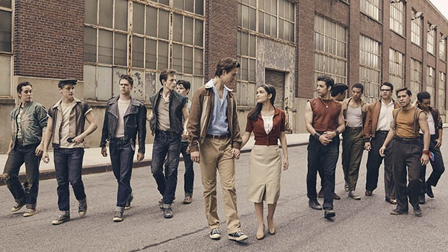 First look: Spielberg's West Side Story