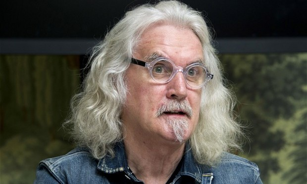 Billy Connolly's comedy routines to be published