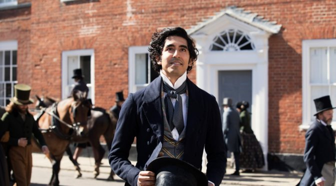 David Copperfield to open LFF 2019