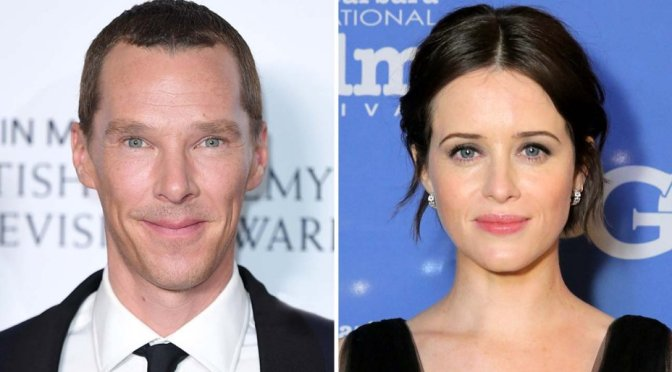Cumberbatch and Foy to star in Louis Wain