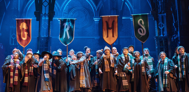 Watch: The Wand Dance from Harry Potter and the Cursed Child