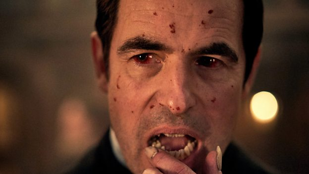 Dracula star and creators to discuss the show