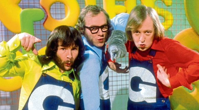 The Goodies fundraise for new documentary