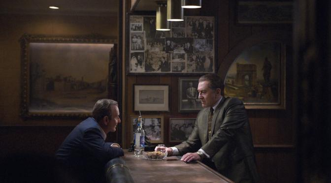 Scorsese's The Irishman to get tie-in book