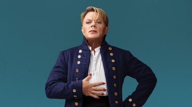 Eddie Izzard joins Covers