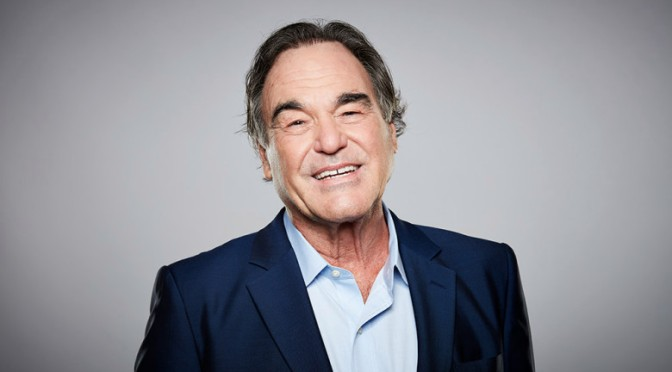 Oliver Stone is writing his memoirs