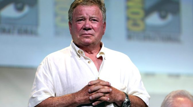 William Shatner beams in for London Q&A