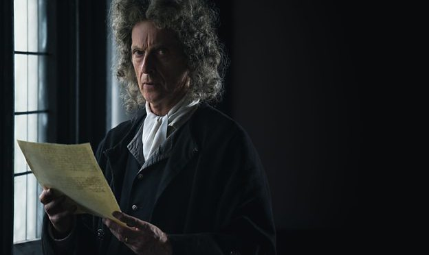 Peter Capaldi stars in ghost story Martin's Close