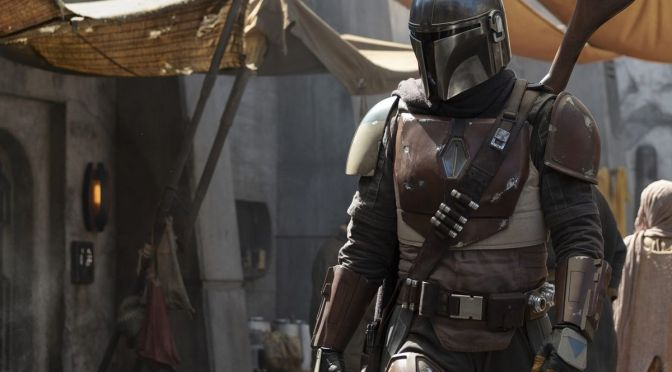 First look: The Mandalorian trailer